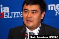 Арманжан Байтасаў, выдавец Forbes Kazakhstan