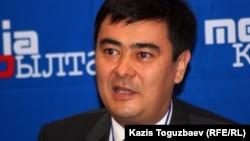 Арманжан Байтасов, издатель Forbes Kazakhstan.