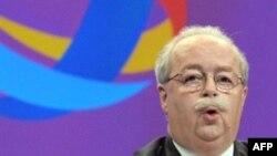 Француздық Total мұнай компаниясының атқарушы директоры Кристоф де Маржери.