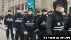 Vuhan polisi