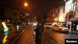 Стамбул. Фото иллюстративное и не имеет отношения к материалу.