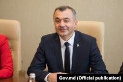 Premierul Ion Chicu