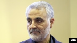 Qods Force Commander Major General Qassem Suleimani
