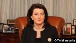 Kosovo's President Atifete Jahjaga (file photo)
