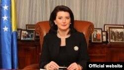Presidentja e Kosov, Atifete Jahjaga