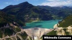 Плотина на реке Ингури всего через три года предстанет в еще одной ипостаси – станет туристическим объектом