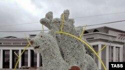 Казанский белый барс рассчитывает получить свое от единороссовского медведя