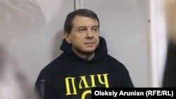 Тимофій Нагорний у Печерському суді Києва, 5 грудня 2018 року