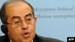 Лидер Национального переходного совета Ливии Махмуд Джибрил. Вена, 30 июня 2011 года.