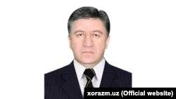 Глава МВД Узбекистана Пулат Бабаджанов.