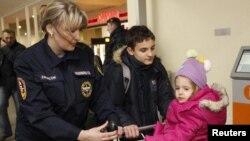 Российские граждане, эвакуированные из Ливии, прибыли в Москву