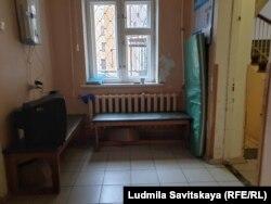 Инфекционная больница в Пскове (состояние на декабрь 2019)