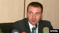 Министр финансов Грузии Каха Баиндурашвили