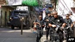 Полициска акција во Бразил