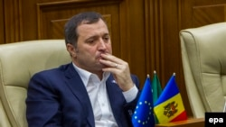 Бывший премьер-министр Молдовы Владимир Филат.