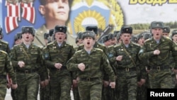 Hazing is endemic in Russia's military