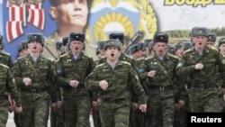 Весенний призыв должен влить свежие силы в российскую армию.