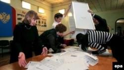 Избиратели не найдут в списках кандидатов петербургских активистов ОГФ
