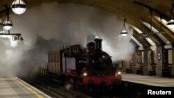 Лондон, подземна железница
