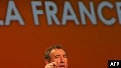 فرانسوا بایرو، نفر سوم انتخابات فرانسه توانست هفت میلیون رای کسب کند.