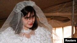 16 годишна невеста во Чеченија