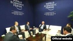 Визит премьер-министра Грузии Ираклия Гарибашвили в Китай (9 сентября 2015 года)