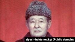 Профессор Кусейин Карасаев.