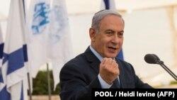 د اسراییل وزیر اعظم بینیامین نیتنیاهو.
