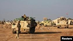 قوات عراقية تنتشر في الرمادي