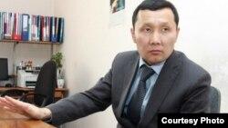 Аблаз Куспанов, адвокат подсудимого Аскара Керимова.