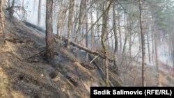 Požari u avgustu u BiH