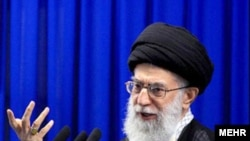 Ayatollah Ali Khamenei said Iran will 'watch and judge' the new U.S. administration