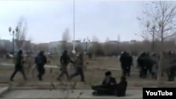 International and domestic human rights organizations have criticized the Kazakh authorities for opening fire at unarmed protesters in Zhanaozen on December 16.