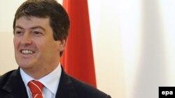 Presidenti Bamir Topi