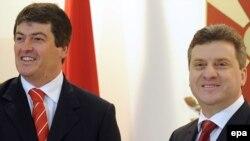 Shkup, 14 prill 2010.