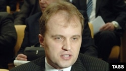 Yevgeny Shevchuk won the presidential runoff.