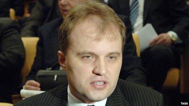 Yevgeny Shevchuk won the presidential runoff.