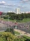 Белорусите продолжуваат да маршираат против Лукашенко