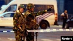 Policia në Stacionin Qendror në Bruksel pas ekslodimit mbrëmë vonë