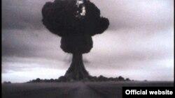 SSRİ-də ilk atom bombasının sınağı. 1949.