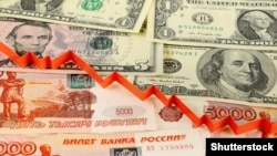 Generic – Schedule exchange rate, dollars and rubles
