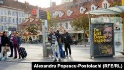 Австрия в предвыборные дни