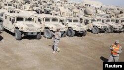 Ирактағы АҚШ әскері. Көрнекі сурет