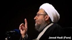 Иран жоғарғы сотының төрағасы Садық Лариджани