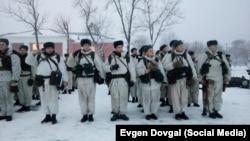 У Збройних силах Білорусі в січні оголосили навчання