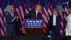 دونالد ترمپ خواستار اتحاد در بین مردم امریکا شد