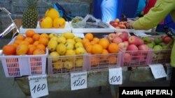 Moskva bazarı