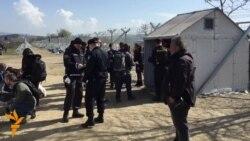 Македонско-грчка граница: секојдневието на полицијата