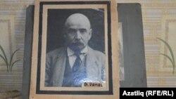 Татар драматургы Галиәсгар Камалның элеккеге фотосурәте