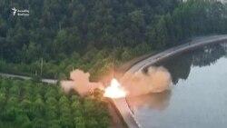 Şimali Koreya Quam adasına raket zərbəsi ilə hədələyir